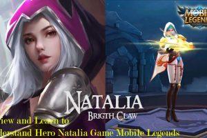 Mengetahui Skill Pasif dari Hero Natalita Mobile Legend