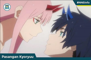Riview Darling In The FranXX Episode 24