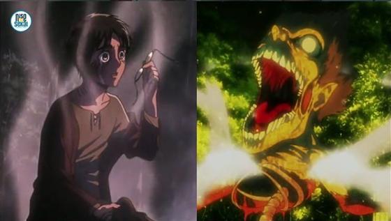 Riview Shingeki No Kyojin Episode 6 Season 3