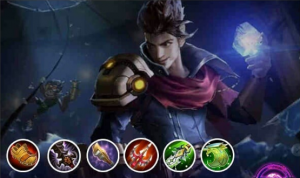 Claude Build Mobile Legends