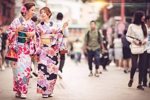 Serupa Tapi Tidak sama! Ini Beberapa Pakaian Trandisional Khas Dari Jepang Yang Sekilas Mirip Kimono