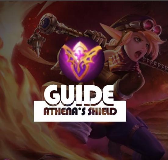 Guide Athena's Shield Mobile Legends