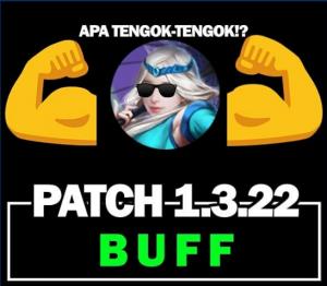 Buff Hero Patch 1.3.22