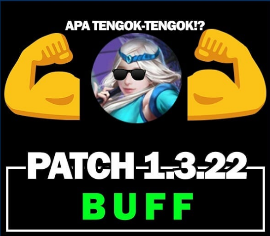 Buff Hero Patch 1.3.22