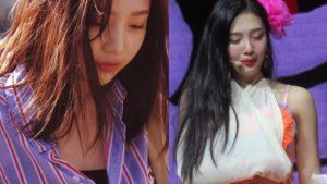 Joy Red Velvet Alami Cedera Saat Konser
