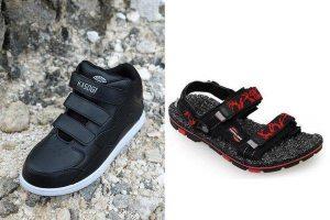 Merek Sepatu Sekolah Yang Hits Tahun 2000an