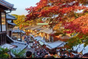 Kyoto - Kota Terindah Di Jepang