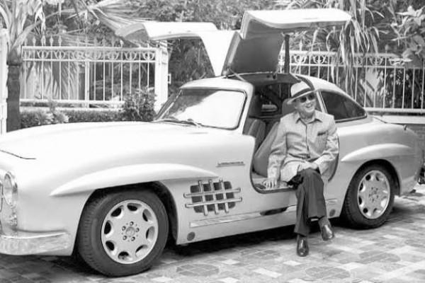 Fakta Unik Tentang Mobil Milik BJ Habibie