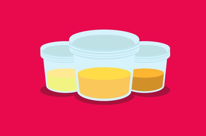 6 Warna Urine Jadi Pertanda Kesehatan