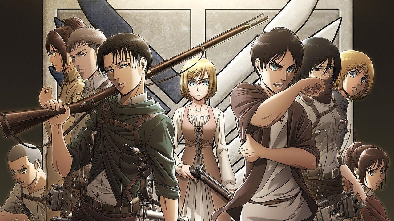 Review Shingeki No Kyojin Episode 5 Season 3