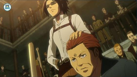 Riview Shingeki No Kyojin Episode 4 Season 3