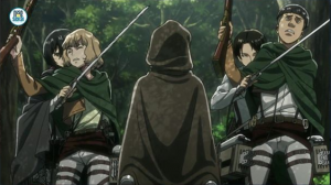 Riview Shingeki No Kyojin Episode 4 Season 3