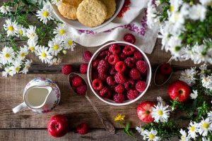 Manfaat Buah Raspberry Untuk Kecantikan