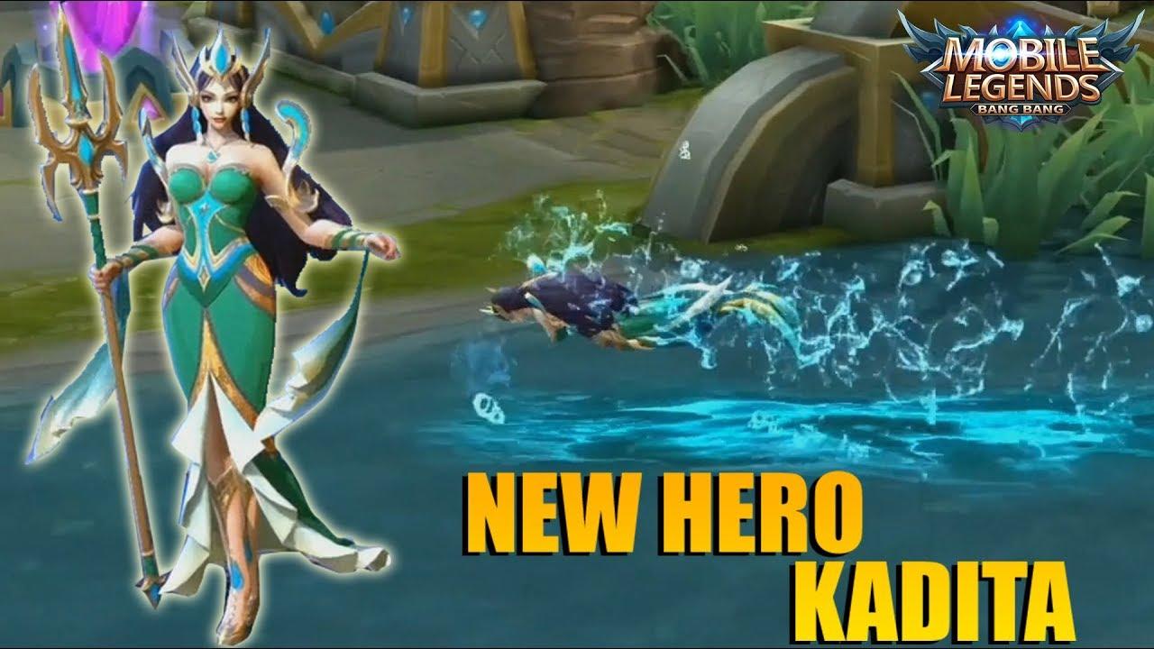 Skill Kadita Mobile Legends