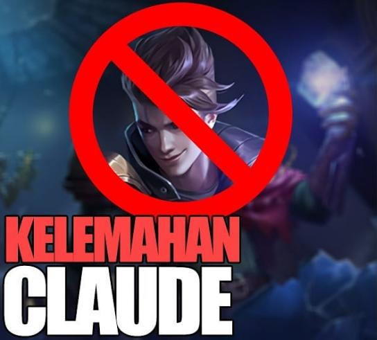 Kelemahan Claude
