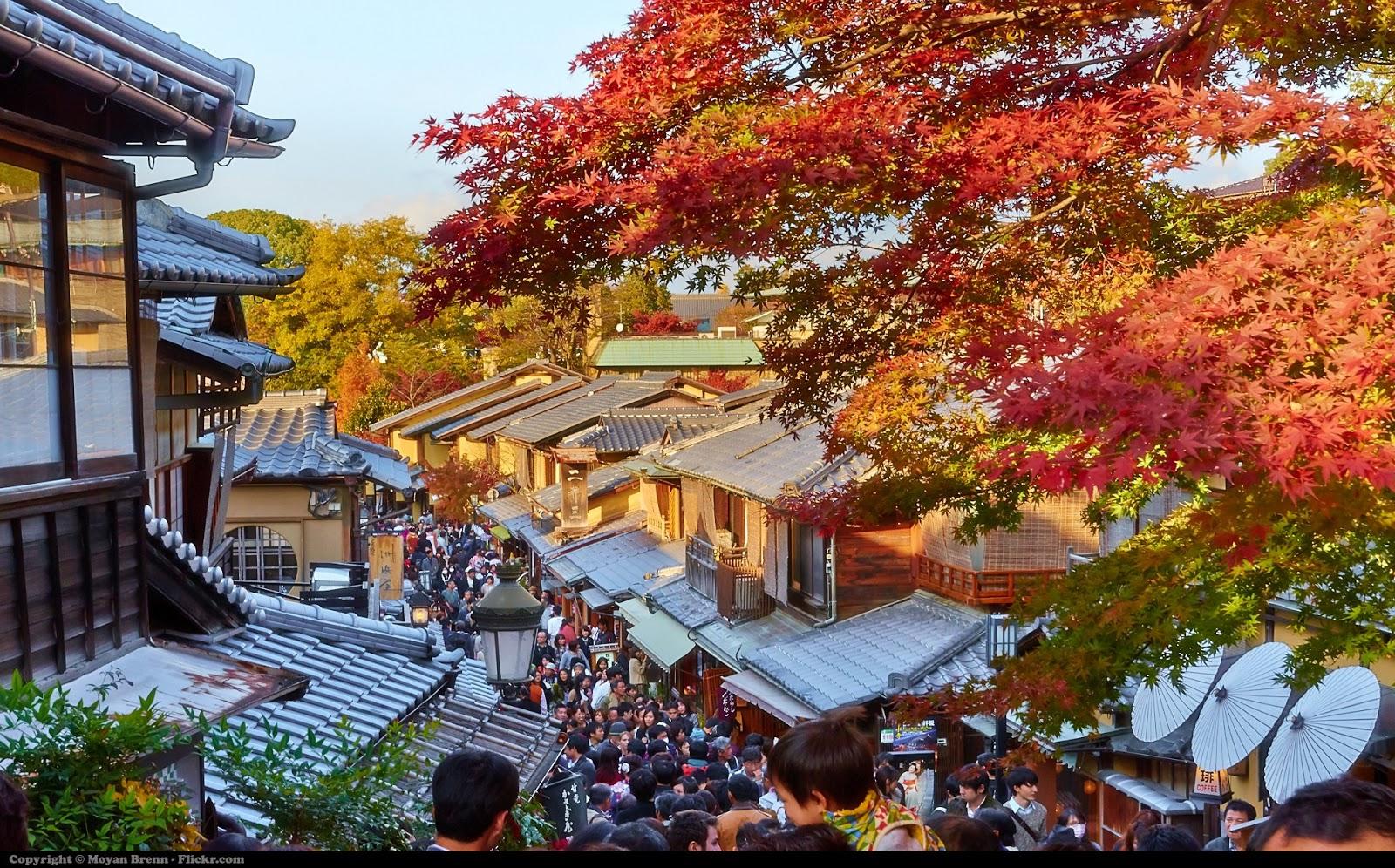 Kyoto – Kota Terindah Di Jepang
