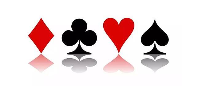 Susunan Bunga Atau Lambang Dalam Poker Dari Tertinggi Hingga Terendah